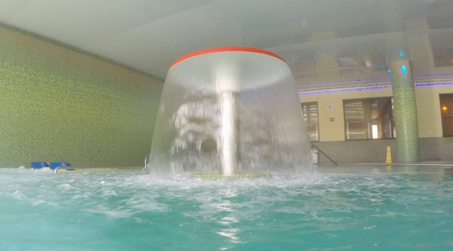 El Spa del Costa Calero: Hidroterapia al sol