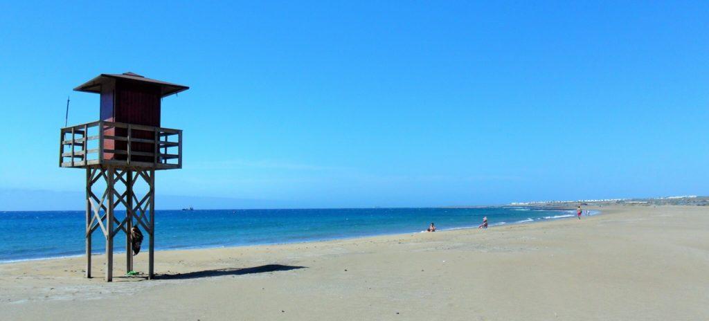 Playa de Guacimeta Playa Honda Lanzarote